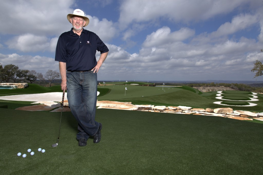 Dave has mentored some of the best golfers in the world on their short game.