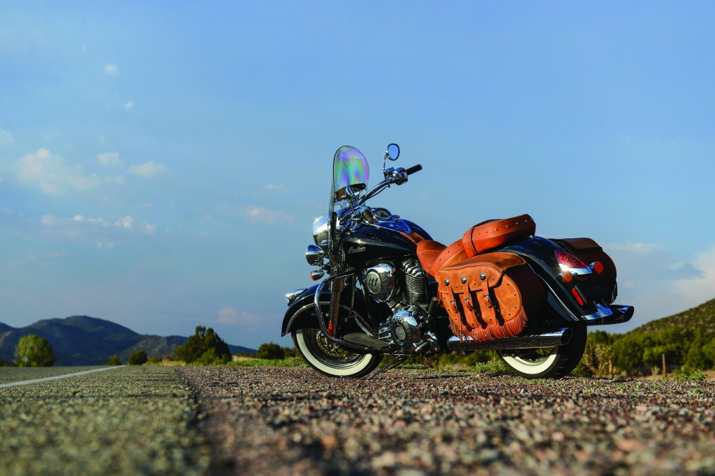 Indian Motorcycles has embedded itself into American culture for over 100 years.