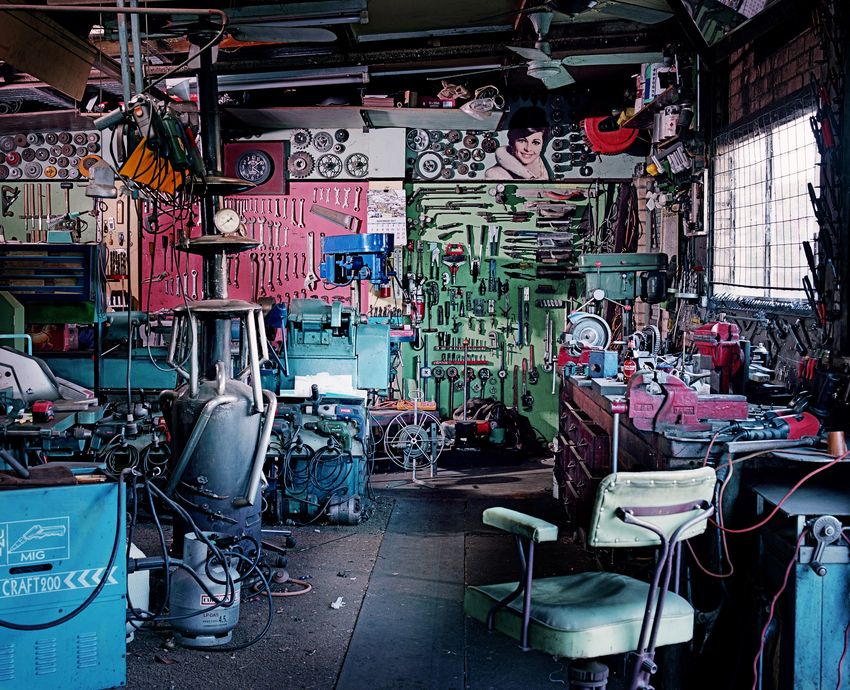 Awesome Man Cave Sheds : An insider looking in manspace magazine