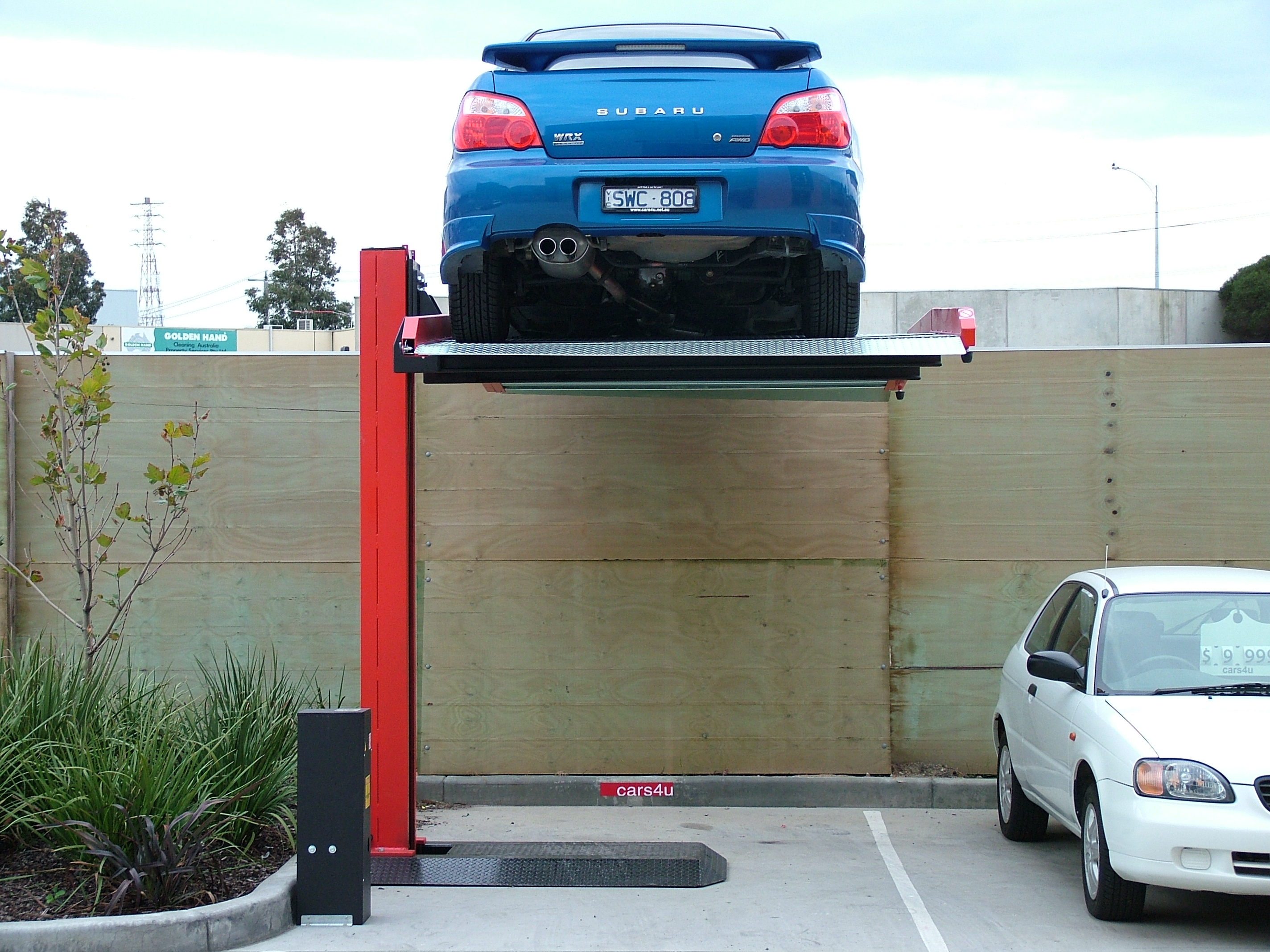 equipment blog lift car raised ase shop post auto tuxedo lifts xlt wayne deals bendpak system garage