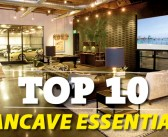 Top 10 Man Cave Essentials