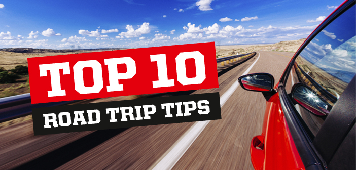 top 10 road trip tips manspace magazine. Black Bedroom Furniture Sets. Home Design Ideas