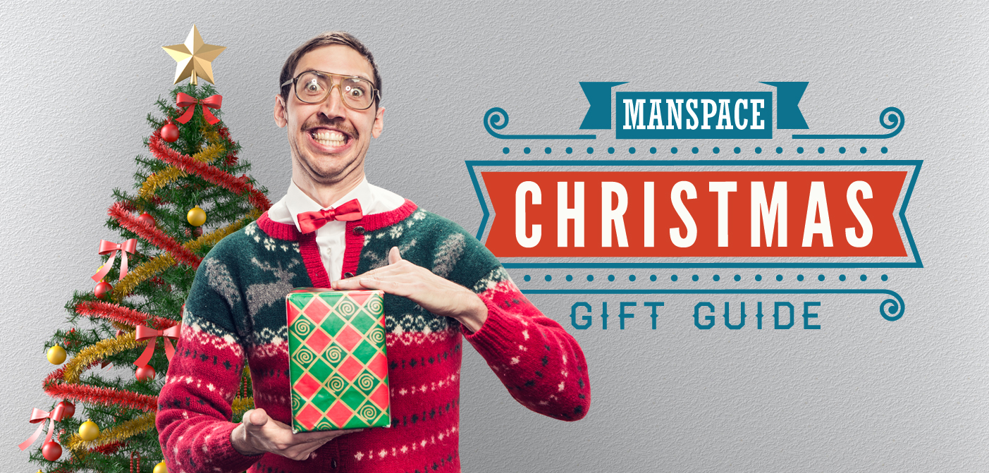 ManSpace Christmas Gift Guide
