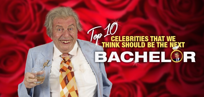 Top 10 Australian celebrities that should be on 'The Bachelor'
