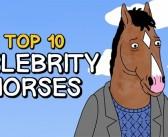 Top 10 celebrity horses