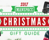 2017 ManSpace Christmas Gift Guide