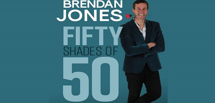 Fifty Shades of 50… A Q&A with Brendan 'Jonesy' Jones