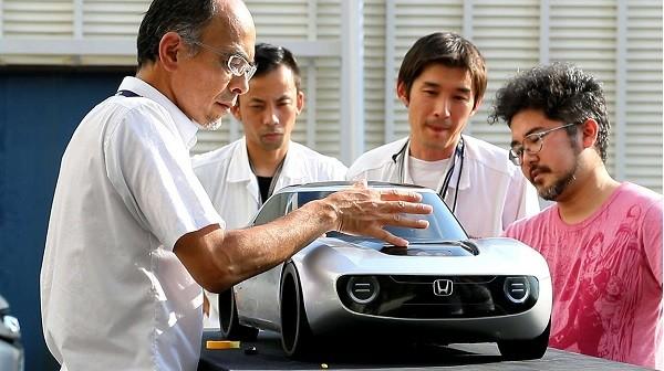 Honda EV car