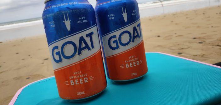 Mountain Goat GOAT