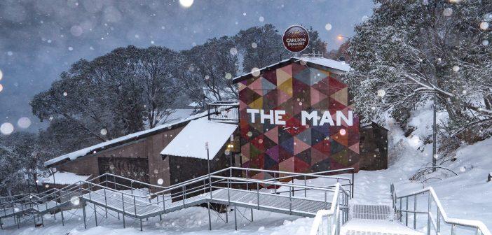 The Man at Falls Creek