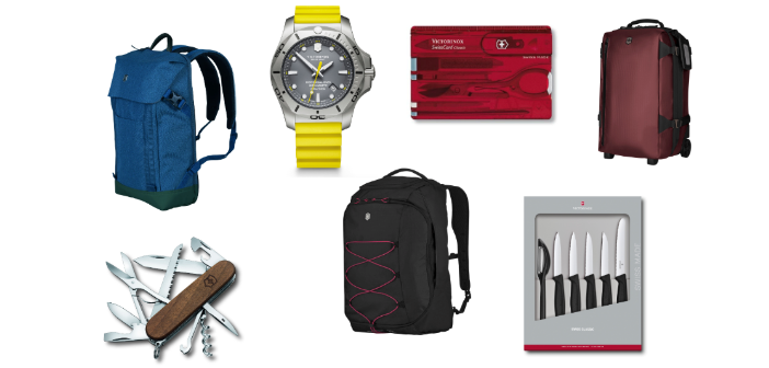 Victorinox has Valentine's Day covered