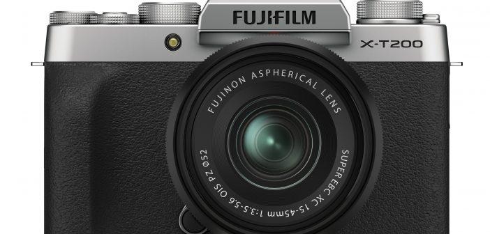 Fujifilm's X-T200