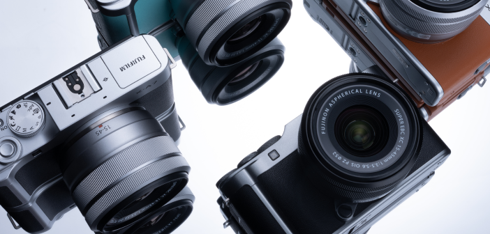 Substance & style meet to create the FujiFilm X-A7