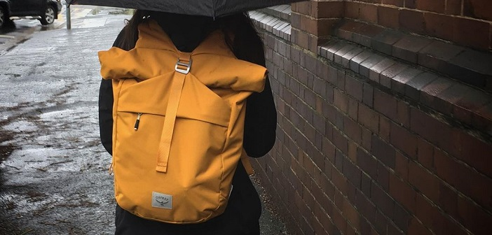Osprey Arcane Urban tote pack, good for the planet, good for your getup