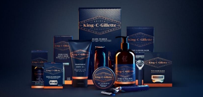 New range from King C. Gillette launches just in time for Movember