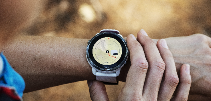 Smarten your wrist up with the Suunto 7