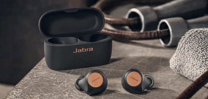 Get out and about with Jabra Elite Active 75t