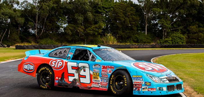 Australia's first winning NASCAR up for auction
