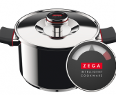 Zega's walk-away cookware does the cooking for you