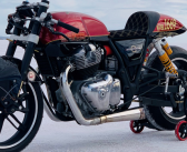 Royal Enfield 650 Twin breaks the land speed record
