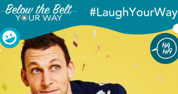 Comedy show Michael Shafar and Friends to raise money for 'below the belt' cancers