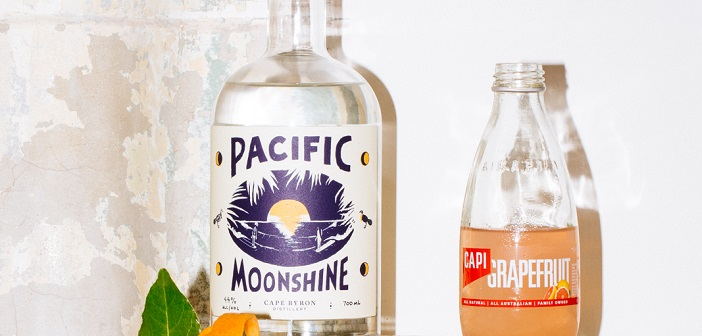 Let the moon, shine on me for World Moonshine Day