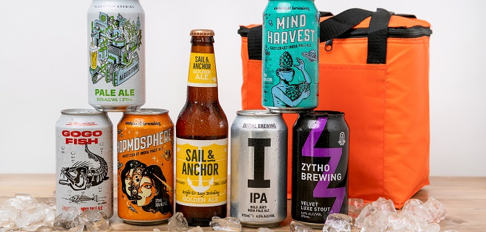 Add a hop, skip and a craft to your Dan's, BWS trip
