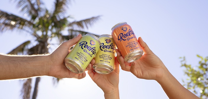 Reeftip Drinks: Drink REEFsponsibly