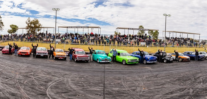 Red CentreNATS smashes records in Alice Springs